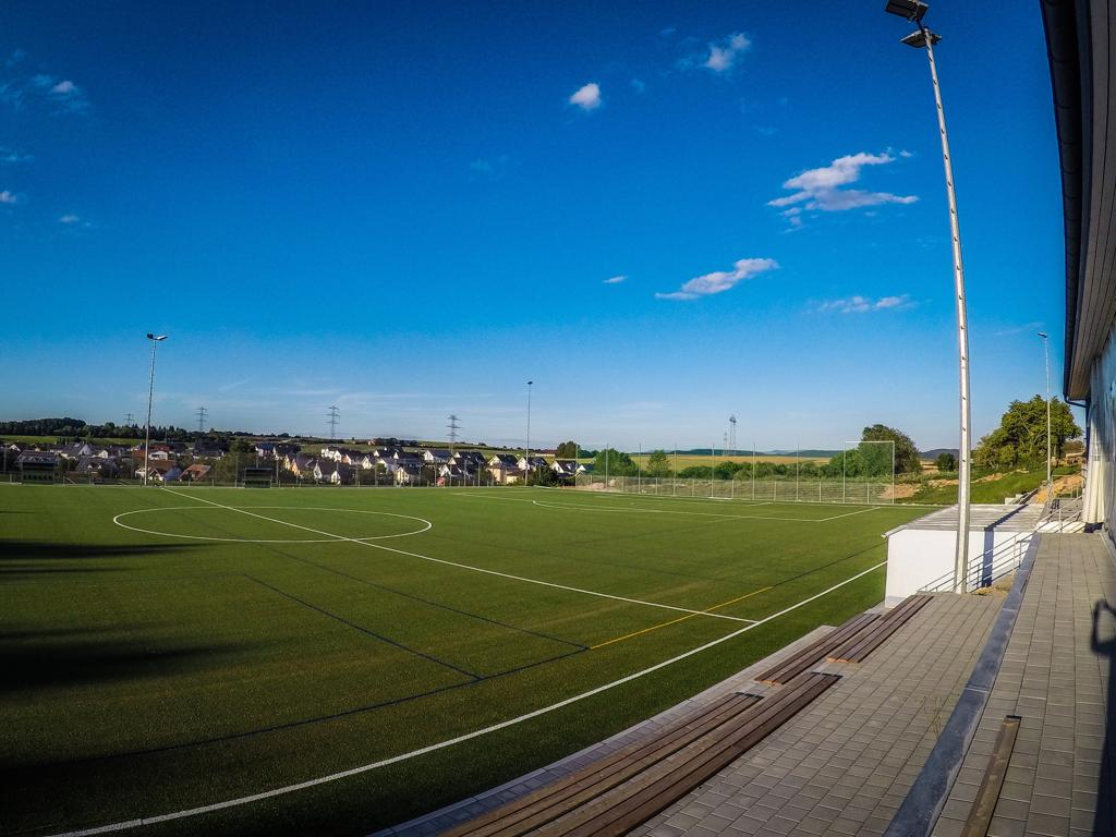 Der FC Brigachtal ist grün!