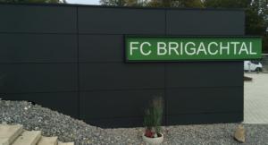 FC Brigachtal Einstellhalle
